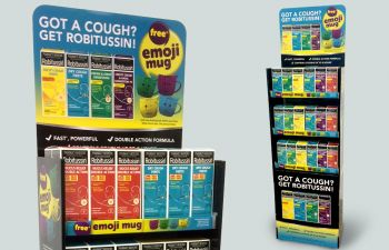 counter unit ROBITUSSIN