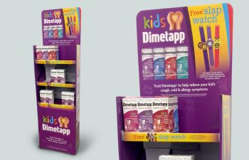 display unit DIMETAPP-KIDS